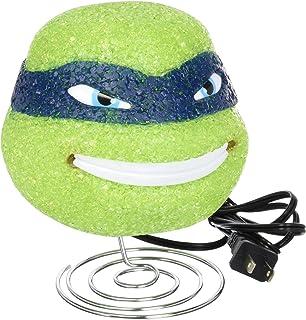 Exceptional Nickelodeon Teenage Mutant Ninja Turtles Leonardo Figural Lamp, Green
