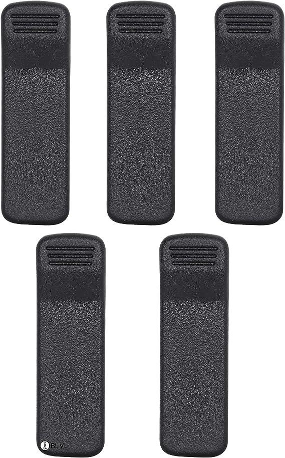 "10x HLN8255 3.3/"" Belt Clip For Motorola CP180 CP200 GP3688 EP450 PR400 RADIO"
