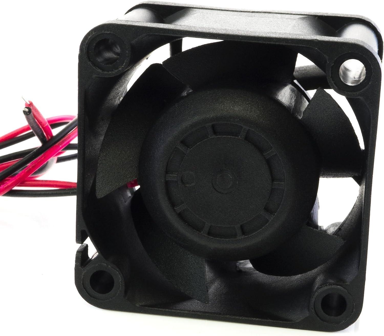 Maker Girl USA DC Case Fan Brushless 40mm x 40mm x 28mm 12V High Output 4028 DC4028S12H