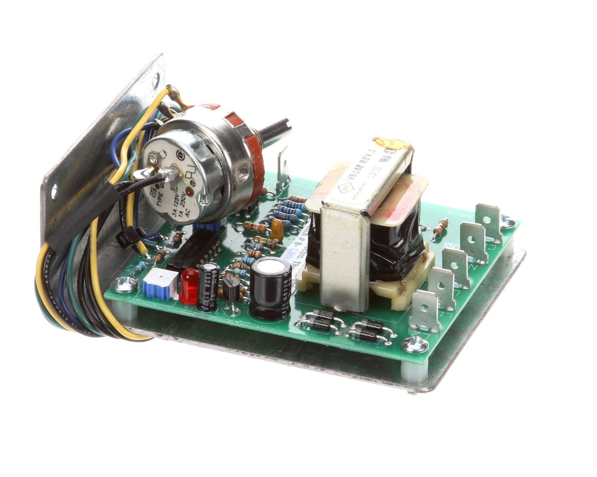 Hardt 7811, Electronic Thermostat Assy Bla