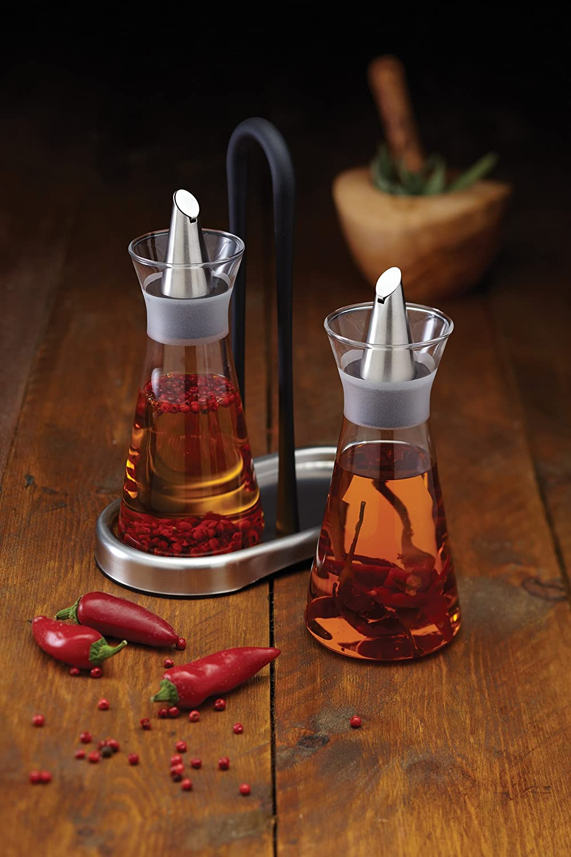 Italian Collection Kitchen Craft Aceitera y vinagrera (250 ml): Amazon.es: Hogar