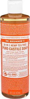 product image for Dr Bronner's, Soap Liquid Castile Tea Tree, 16 Fl Oz