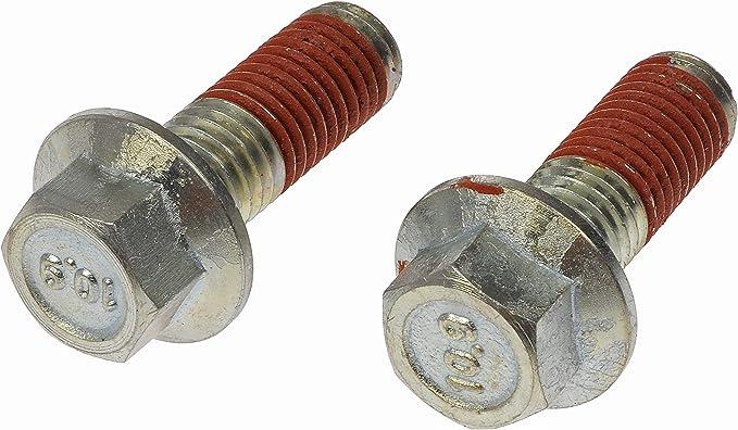 Disc Brake Caliper Bracket Mounting Bolt Front Dorman 14015