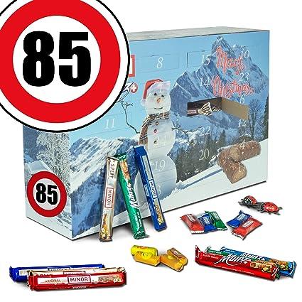 Geschenkideen Für Weihnachtskalender.Geschenke Zum 85 Weihnachtskalender Kalender Weihnachten Schoki