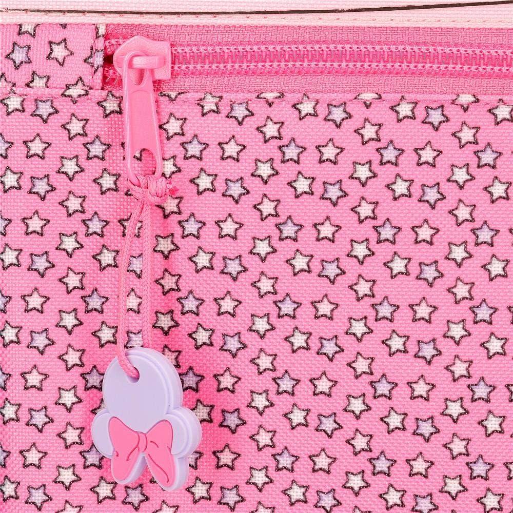 Sac /à dos 32cm adaptable au charriot Minnie Pink Vibes
