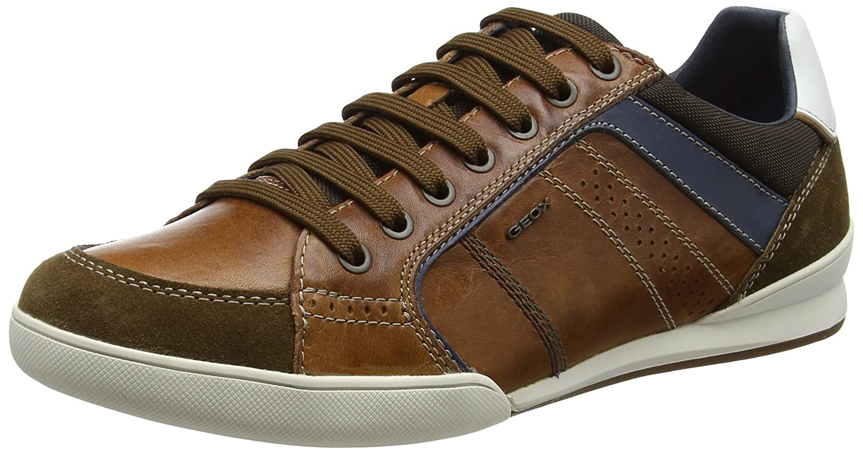 9645c67546f751 Chaussures Baskets Basses Homme U620EA00043C9999 Geox U Kristof A Chaussures  et Sacs