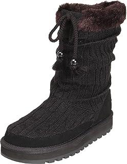 411de5475b9f Skechers Women s Keepsakes Blur Winter Slouch Boot