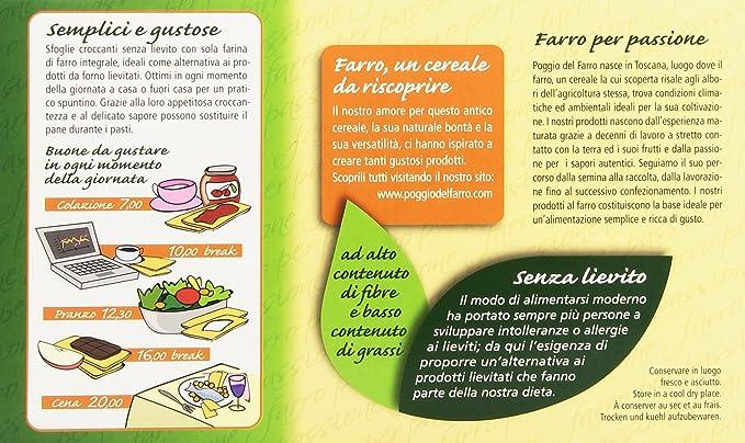 Espelta - Platillos, con sola Harina Integral - 150 g 8 paquetes: Amazon.es: Alimentación y bebidas