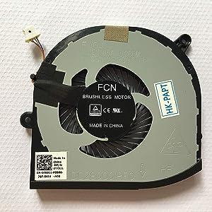 Fan for Dell XPS 15-9570 Right Side Gpu Cooling Fan TK9J1 CN-0TK9J1