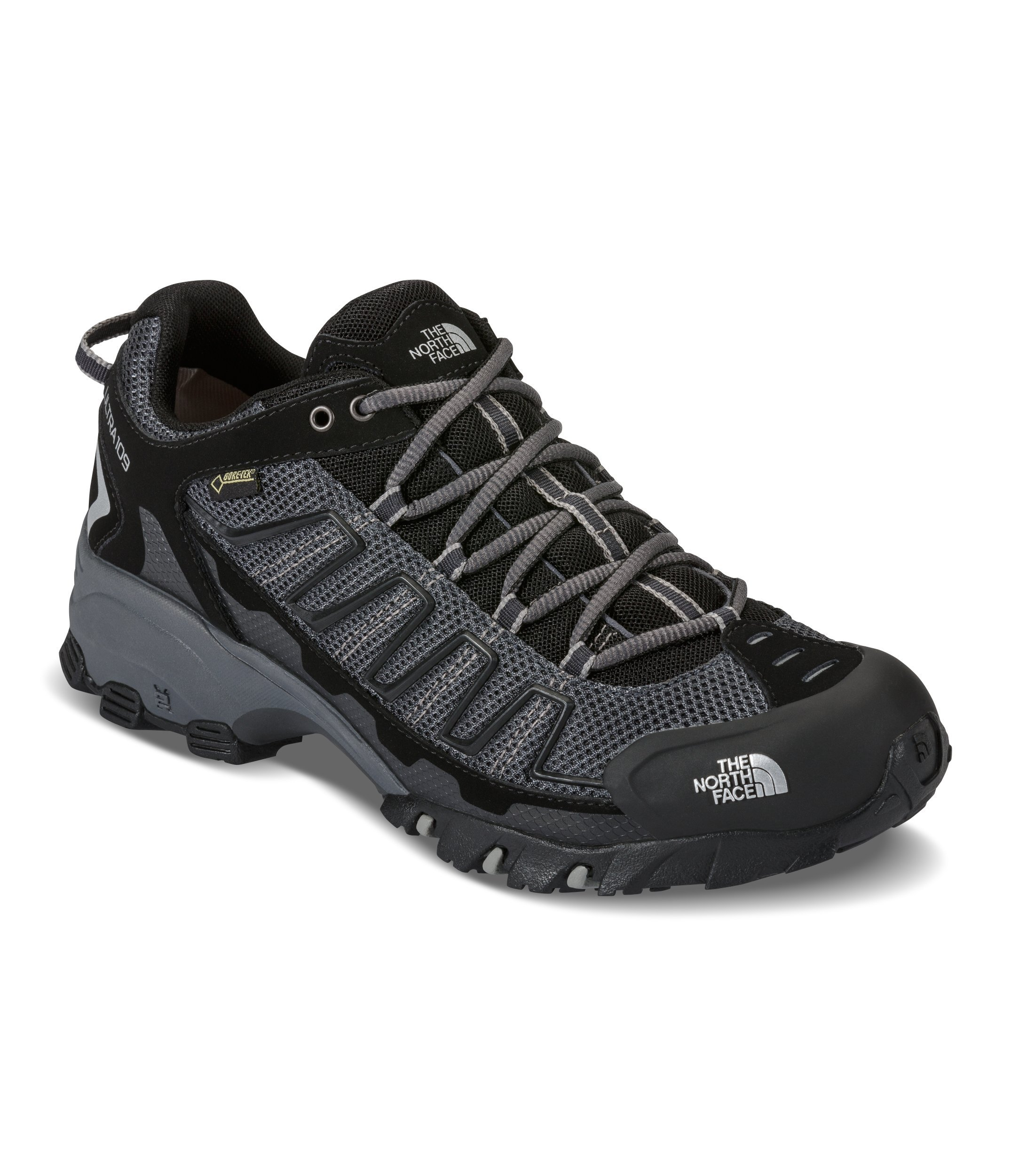 The North Face Mens Ultra 109 GTX Hiking Shoe TNF Black/Dark Shadow Grey - 12 D(M) US by The North Face