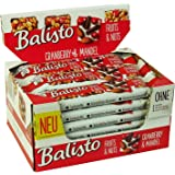 Balisto Fruits & Nuts Cranberry & Mandel , 18er Pack (18 x 34 g)