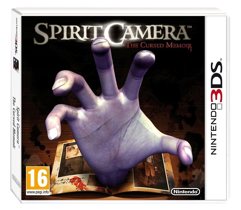 Spirit Camera: The Cursed Memoir (Nintendo 3DS): Amazon.co.uk: PC ...