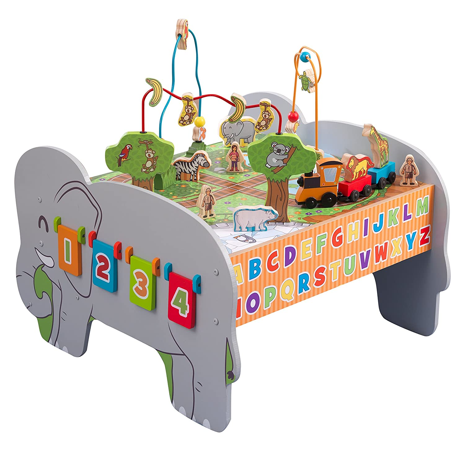Amazon KidKraft Toddler Play Station Toys & Games