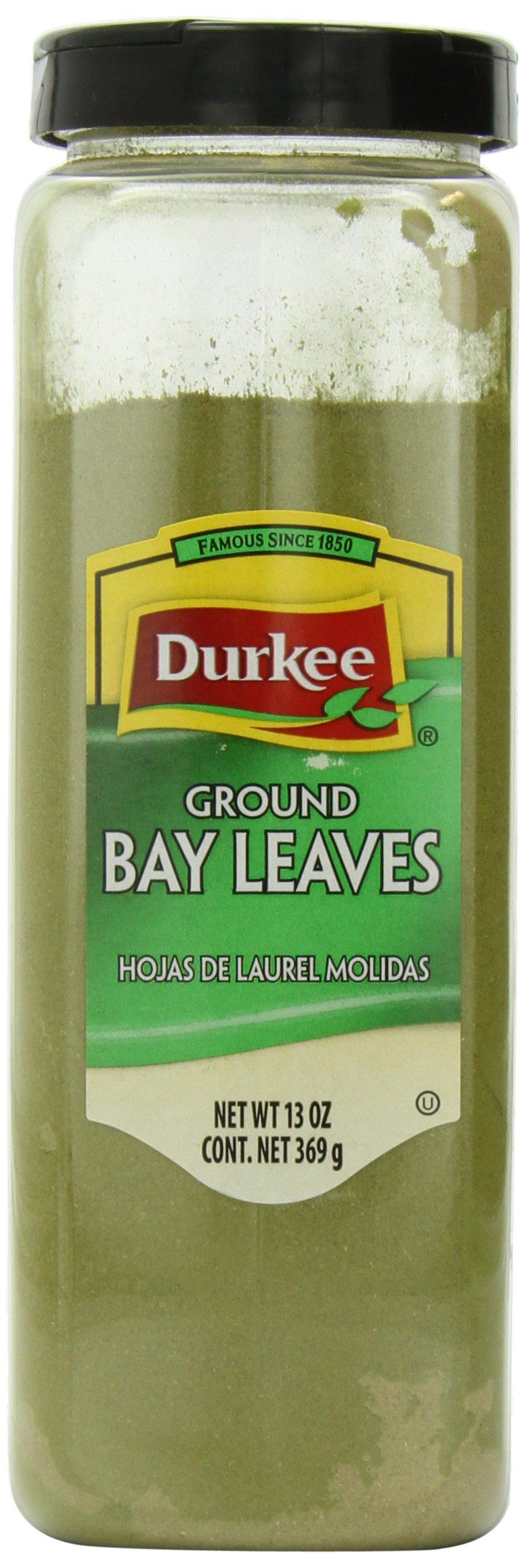 Durkee Bay Leaves, Ground, 13-ounce