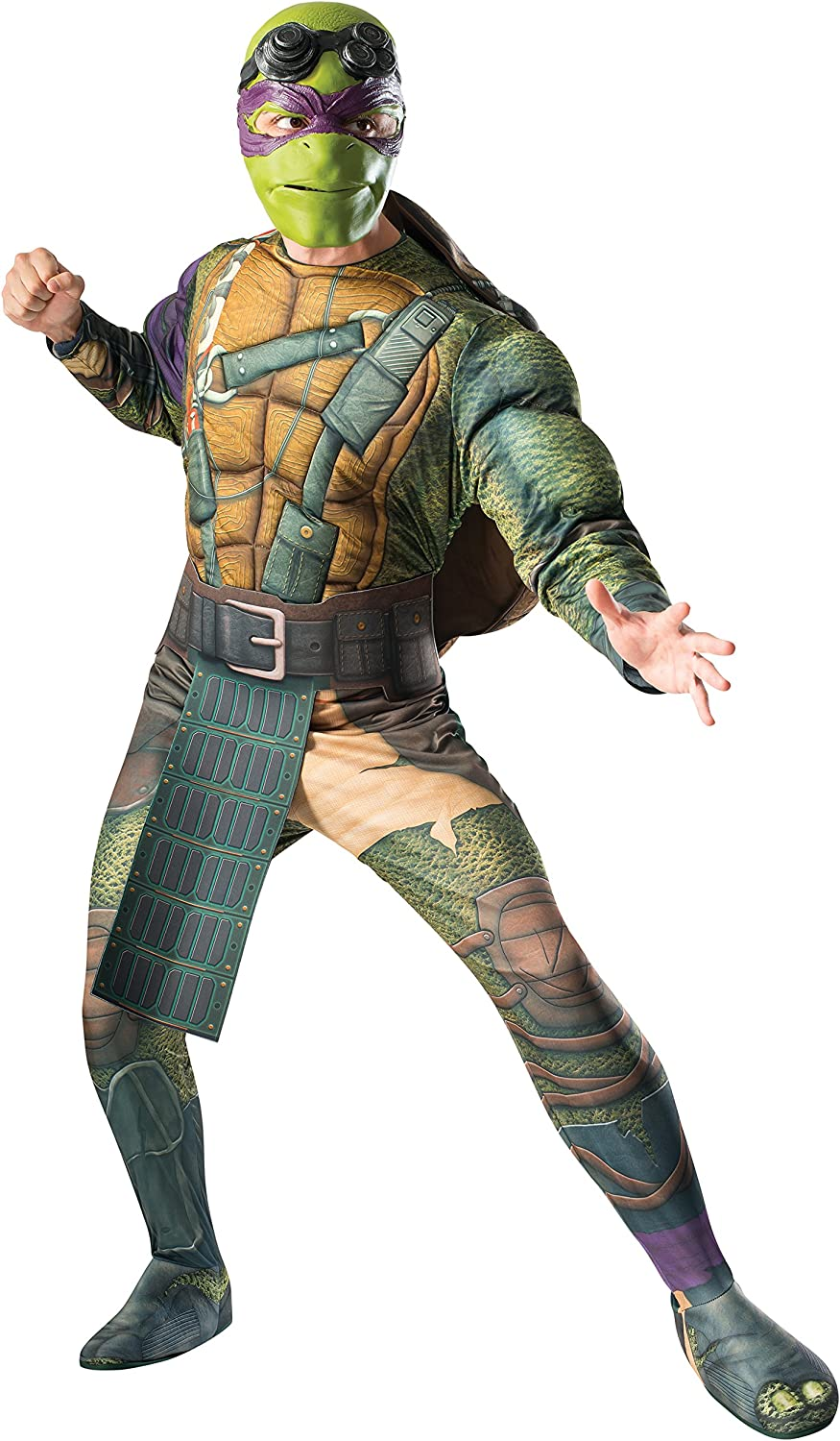 Disfraz de Donatello Tortugas Ninja? adulto - XL: Amazon.es ...
