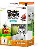 Chibi-Robo! Zip Lash + amiibo Chibi-Robo