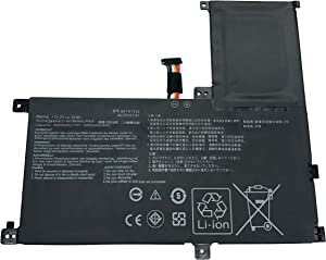 "Tinkerpal B41N1532 15.2V 50Wh Replacement Laptop Battery for Asus Q504UA 15.6"" Series 0B200-02010100 -12-Month Warranty"