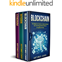 Blockchain: The Beginners Guide to Understanding the Technology Behind Bitcoin & Blockchain Cryptocurrency (3 in 1 Box…