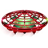 Force1 Scoot Hand Operated Drones for Kids or Adults - Hands Free Mini Drone, Easy Indoor Small UFO Flying Ball Drone…
