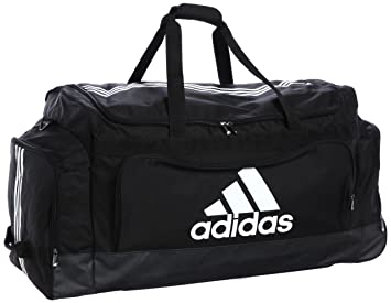 40ae21f4a6 adidas Team Bag Wheelie Sac à roulettes Noir 2XL: Amazon.fr: Sports ...