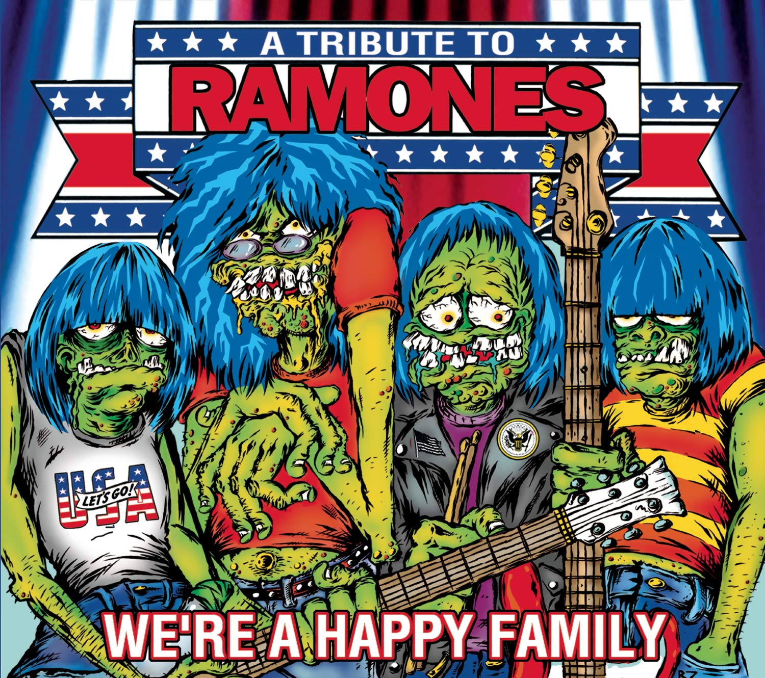We're A Happy Family - A Tribute To The Ramones by Ramones Tribute