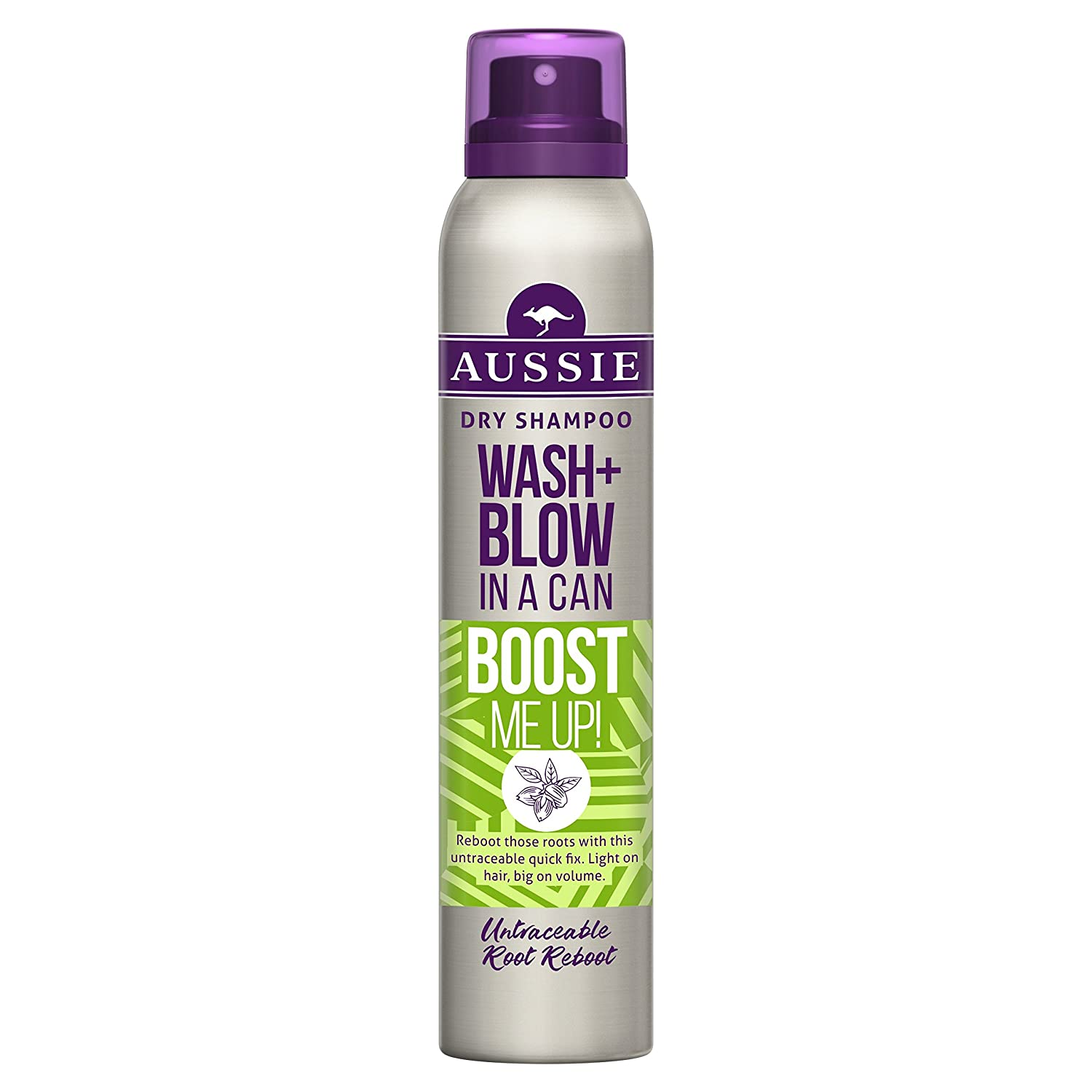 Aussie Miracle Dry Shampoo Aussome Volume for Fine, Limp Hair, 180 ml Procter & Gamble 106875420