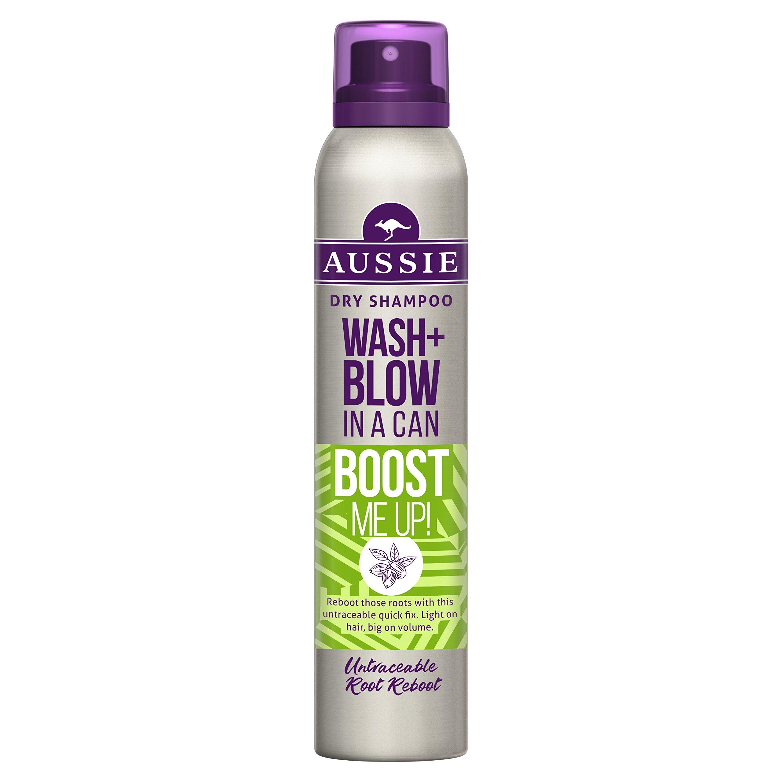 Aussie Miracle Dry Shampoo Aussome Volume 180 ml - by Aussie