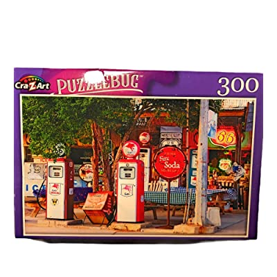 Puzzlebug 500 Piece Puzzle ~ Rt 66 Museum near Peach Springs by Puzzlebug: Toys & Games