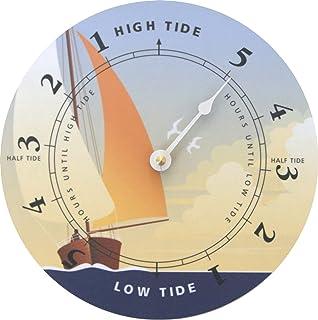 tidetime nautical tide clock yacht face - Tide Clock