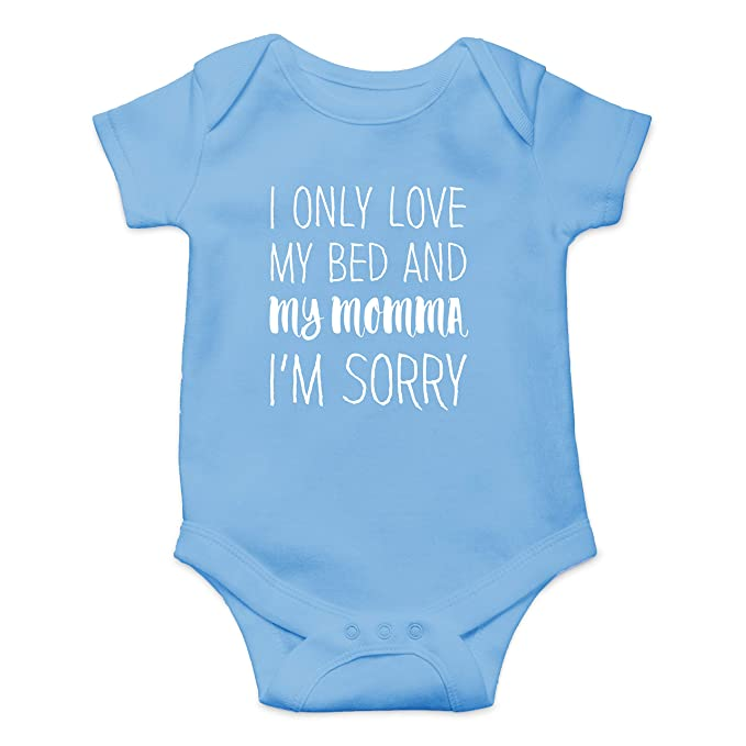 Amazon.com: Love My Bed and My Momma, Sorry – Mamma s Boy ...