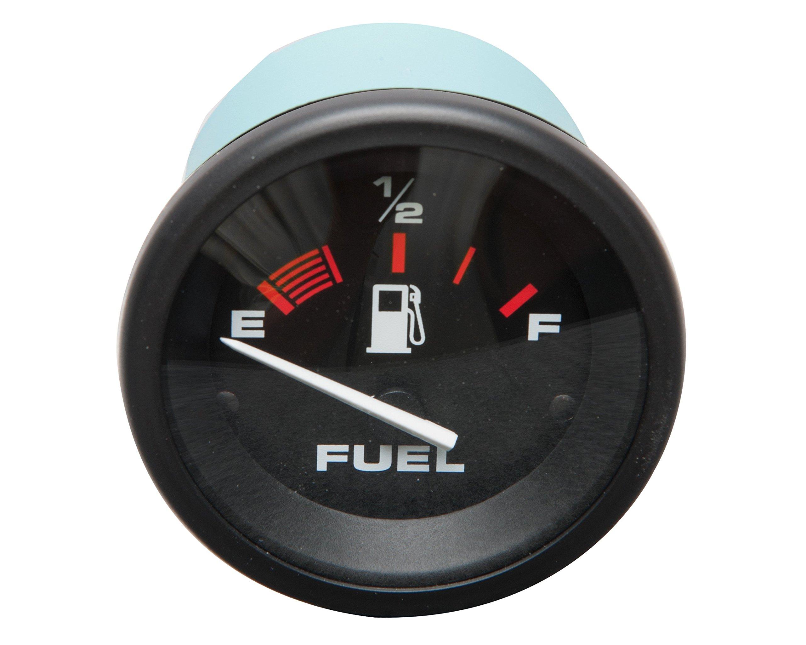 Sierra 57902P Fuel Gauge - Amega 2''