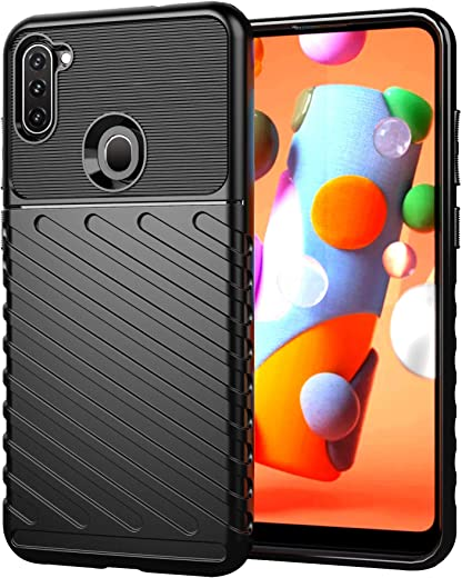 Compatible with Samsung Galaxy A11 Phone Case Soft TPU Silicone Skin SamsngA11 Galaxya11 Glaxaya11 Sam-Sung Sama11 Coque para Funda Paras Shell Capinhas Etui Etuis Casing Coving casing Bumper