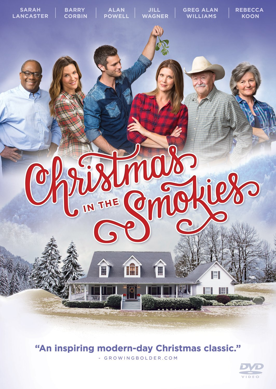 Image result for Christmas in the Smokies (2015)