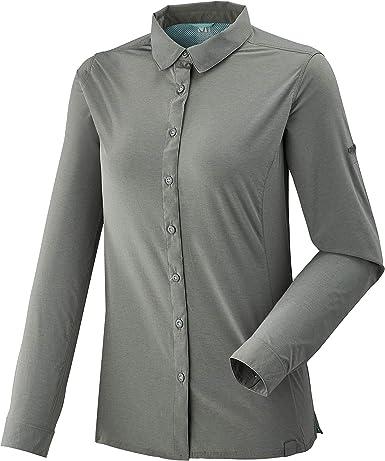 Millet LD Biwa Stretch Shirt LS Camisa Mujer