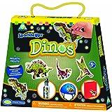 The Orb Factory Limited SparkleUps Dinos