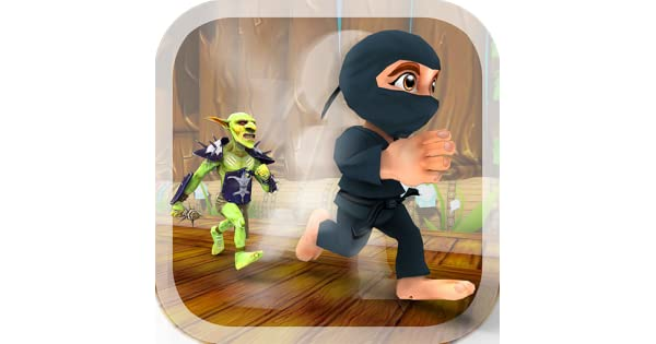 Stickman Ninja Kid Jungle Warrior:Subway Surf 2K19: Amazon ...
