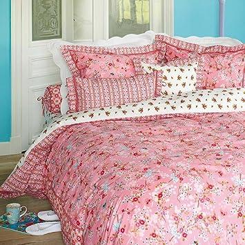 Pip Studio Pip Bettwäsche Chinese Blossom Pink Amazonde Küche