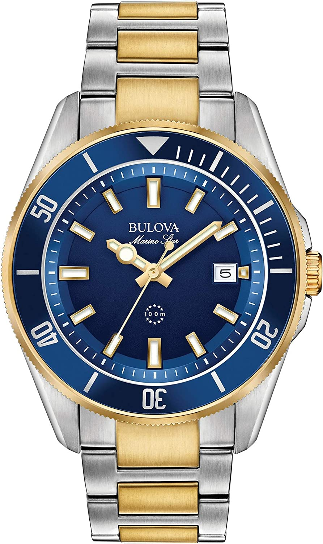 Reloj Bulova Marine Star 98B334