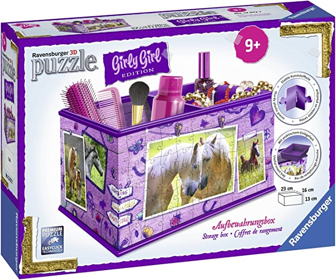 Kits De Loisirs Creatifs Ensemble De Puzzle 3d Pour Enfants Filles Garcons Jouet Ages 5 6 7 Jeu De Puzzle A Colorier Pour Enfant Kits Dartisanat Dart Pour 9 12 Ans Enfants Garcons