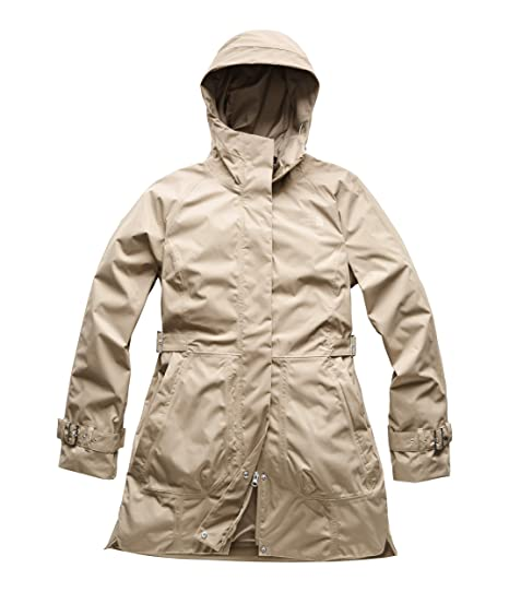 175eda183 The North Face Women's City Breeze Rain Trench