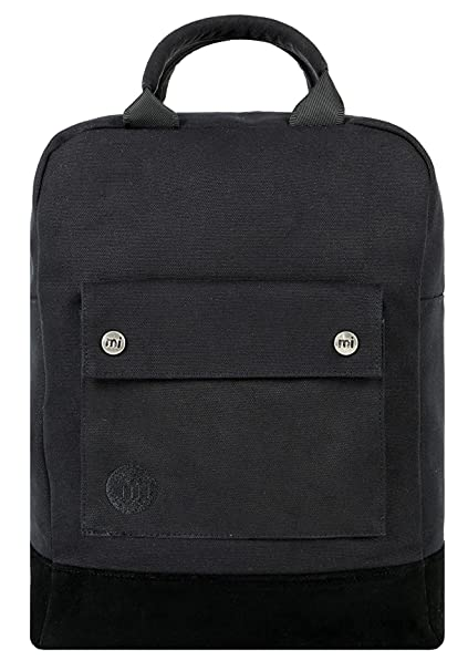 4bc913fdb0 Mi-Pac Canvas Backpack | Casual Tote Rucksack - Ideal Laptop, Work, Travel