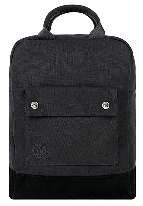 c4dbd79381b Mi-Pac Canvas Backpack | Casual Tote Rucksack - Ideal Laptop, Work, Travel
