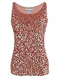 Anna-Kaci Womens Sparkle & Shine Glitter Sequin