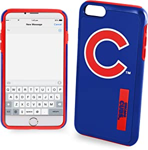 "Chicago Cubs Impact TPU 2-Piece Dual Hybrid iPhone 8 PLUS / iPhone 7 PLUS / iPhone 6 PLUS / 6s PLUS - 5.5"" Screen ONLY"