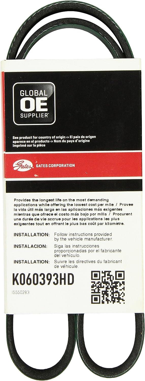 Gates K060393HD V-Belt