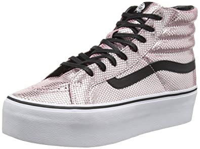 2f76fbffcd Vans Sk8-hi Platform, Unisex Adults' High-Top Sneakers, Pink ...