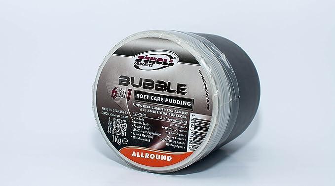Scholl Concept Bubble Soft Care Pudding 1kg Auto