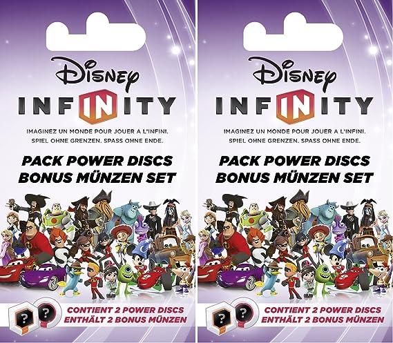 Disney Infinity Bonusmenzen Doppelpack 2 Blindpacksevol 3 Import