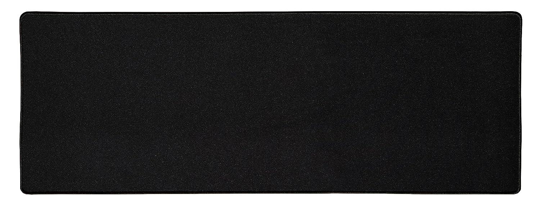 Silent Monsters Gaming y Office para ratón (900X 300X 3mm, tamaño: XL) Negro 1003001011