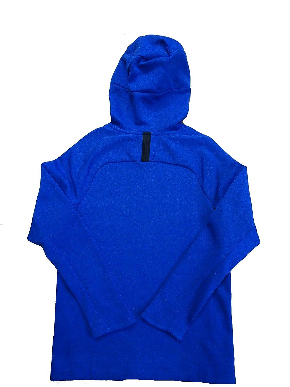 Nike Sportswear Mens Tech Fleece Funnel Neck Pull Over Hoodie 805214 Jacket